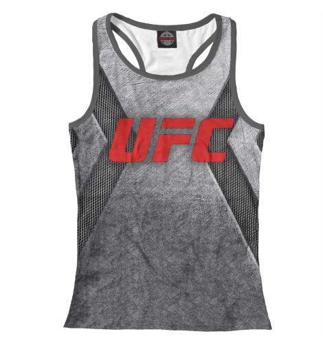 Майка борцовка Print Bar UFC 3d ufc 2 ps4