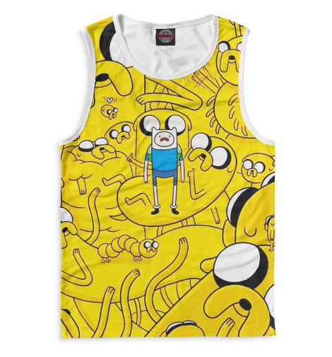 Купить Мужская майка Adventure Time ADV-594999-may-2