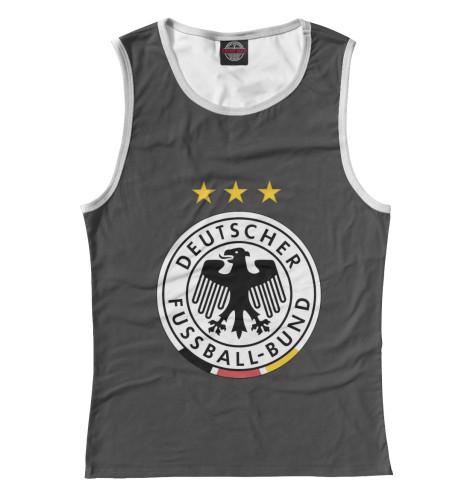 Майка Print Bar Сборная Германии свитшот print bar сборная германии