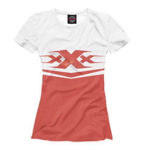 Купить Футболка для девочек Три Икса XXX-877024-fut-1