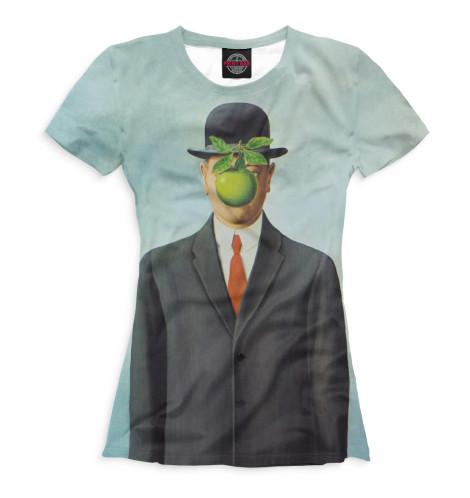 Женская футболка Сын человеческий