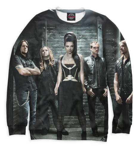 Мужской свитшот Evanescence
