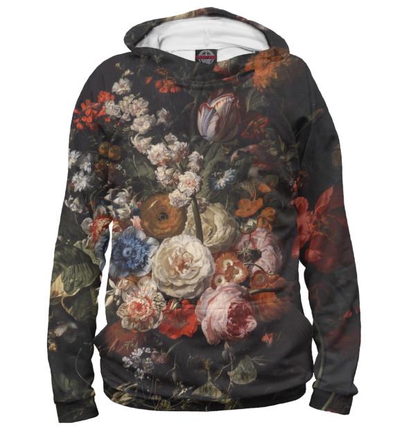 Купить Мужское худи Цветы CVE-146954-hud-2