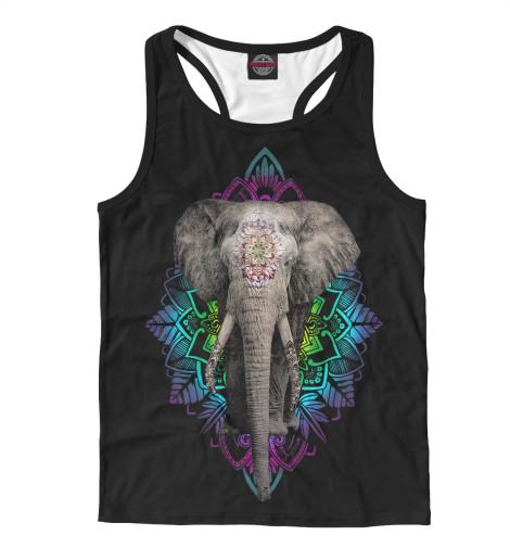 Майка борцовка Print Bar Индийский слон свитшот print bar слон