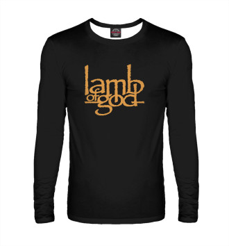 Мужской Лонгслив Lamb of God