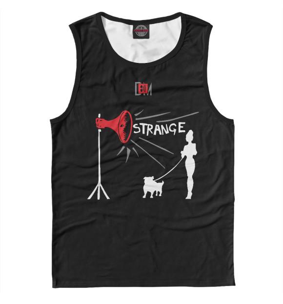 Купить Мужская майка Strangelove DPM-904368-may-2