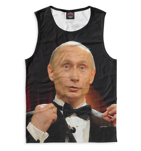Мужская майка Путин
