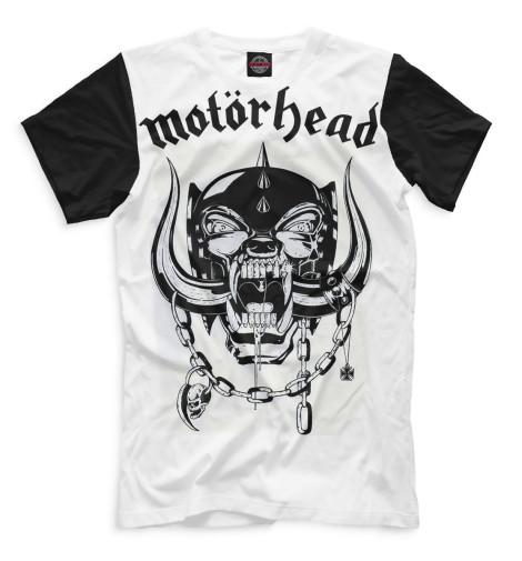 Купить Мужская футболка Motorhead MOT-846182-fut-2