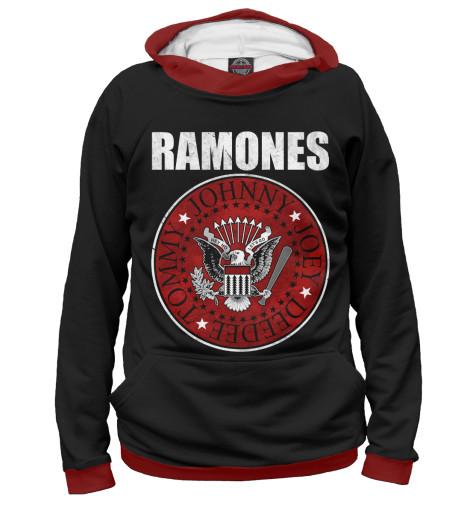 Худи Print Bar Ramones свитшот print bar ramones
