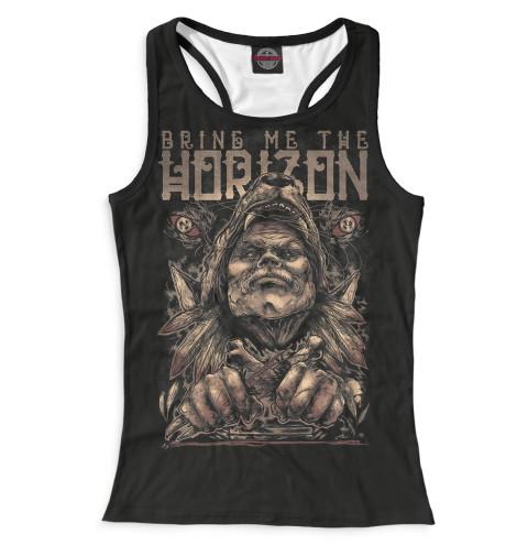 Майка борцовка Print Bar Bring Me The Horizon футболка для беременных printio bring me the horizon
