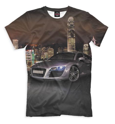 Мужская футболка Audi R8