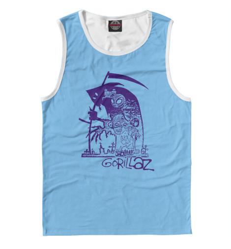 Купить Майка для мальчика Gorillaz GLZ-499467-may-2