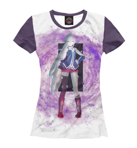 Футболка Print Bar Magic IA Vocaloid майка print bar magic ia vocaloid