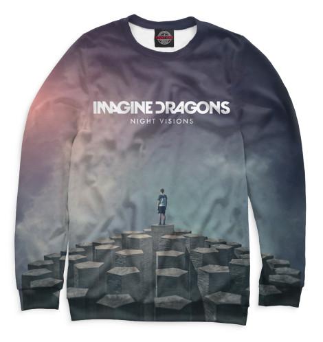 Мужской свитшот Imagine Dragons