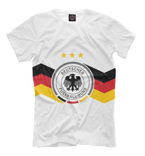 Футболка Print Bar Сборная Германии свитшот print bar сборная германии