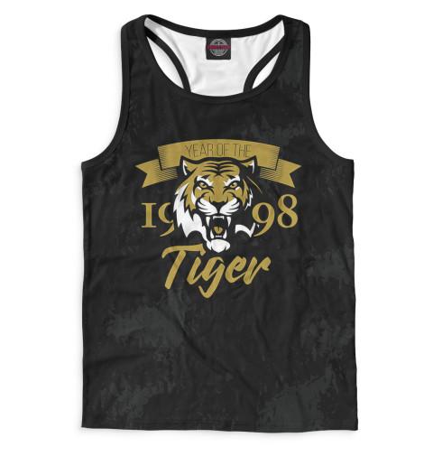 Майка борцовка Print Bar Год тигра — 1998