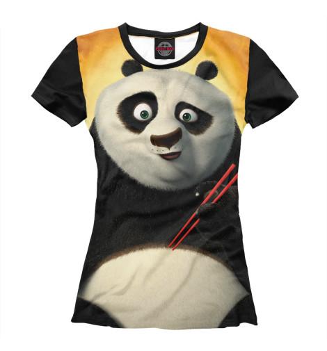 Футболка Print Bar Кунг-Фу Панда unice кунг фу панда