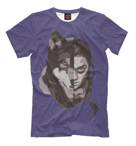 Купить Мужская футболка Ария Старк IGR-723850-fut-2