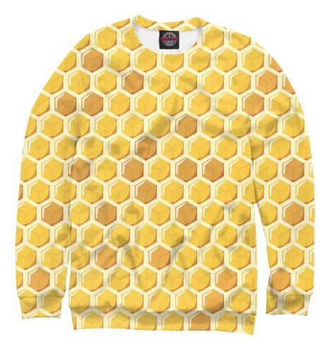 Свитшот Print Bar Медовые соты худи print bar медовые соты