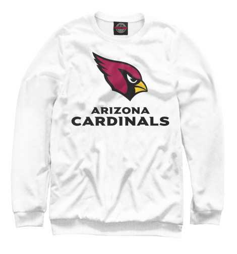 Свитшот Print Bar Arizona Cardinals - Аризона Кардиналс цена и фото