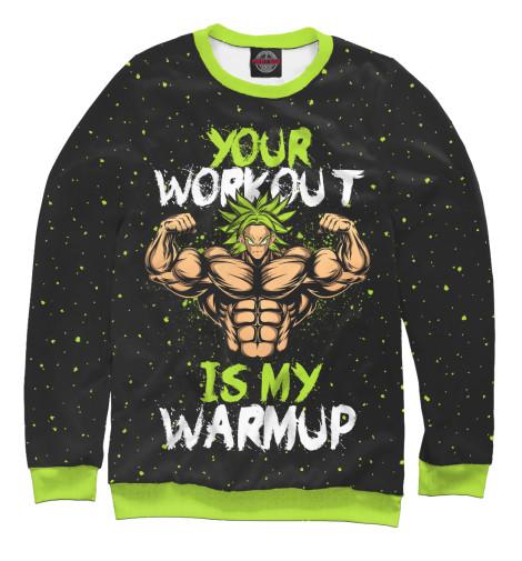 Свитшот Print Bar My Workout math workout for ged test