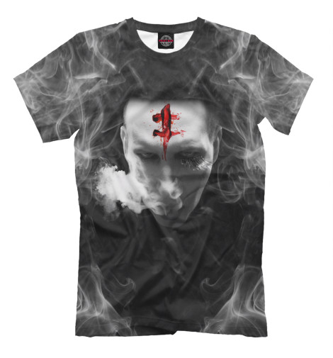 Купить Мужская футболка Marilyn Manson MRM-225207-fut-2