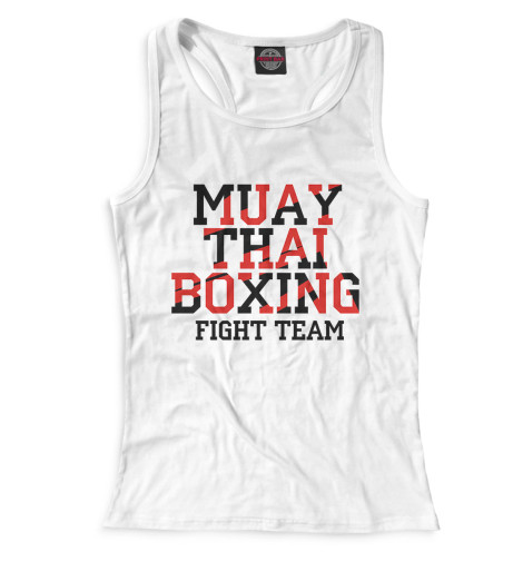 Майка борцовка Print Bar Muay Thai Boxing cotton gloves boxing sanda muay thai bandage tied hands
