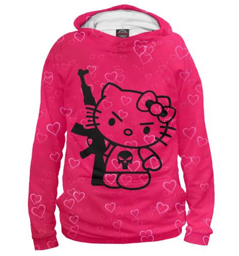 Худи Print Bar Hello Kitty АК - 47 худи print bar hello kitty