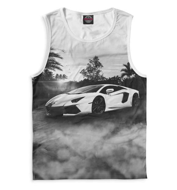 Купить Мужская майка Lamborghini SPC-609314-may-2