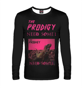 Женский лонгслив Need Some The Prodigy