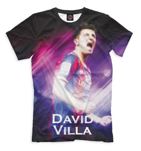 Мужская футболка Вилья