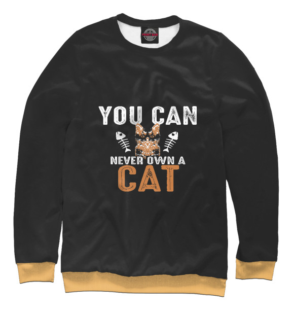 You can Cat