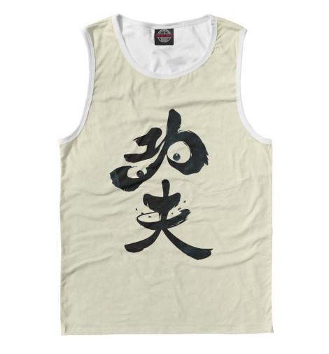 Майка Print Bar Panda Hieroglyph футболка print bar panda color