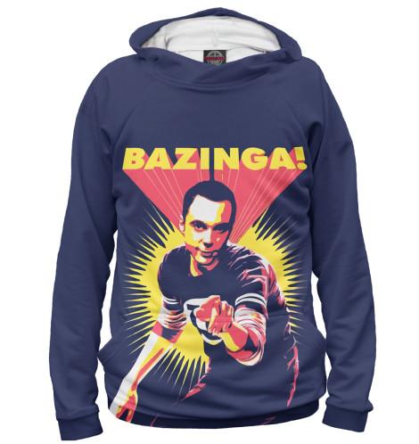Купить Худи для мальчика Bazinga! TEO-116277-hud-2