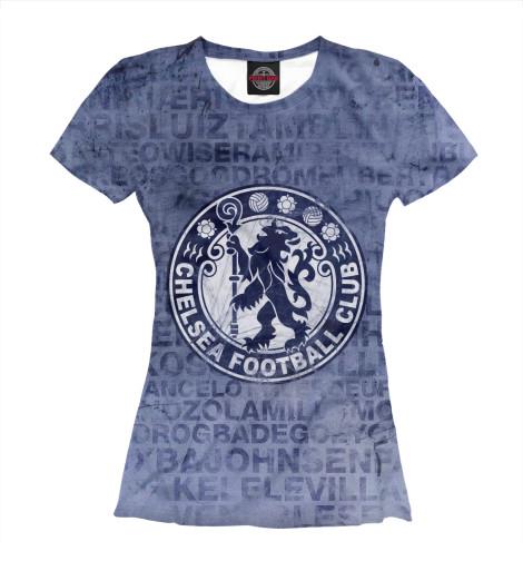 Купить Футболка для девочек FC Chelsea CHL-943718-fut-1