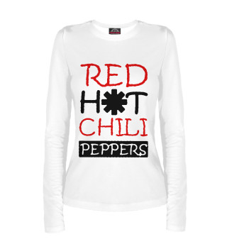 Женский лонгслив Red Hot Chili Peppers