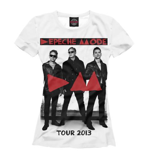 Футболка Print Bar Delta Machine Tour 2013 2013 bigbang alive galaxy tour