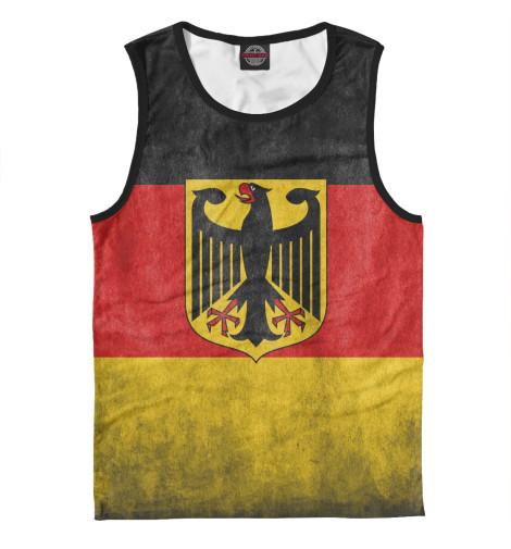 Купить Майка для мальчика Флаг Германии CTS-391031-may-2