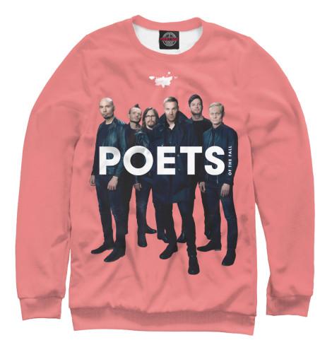 Свитшот Print Bar Poets Of The Fall poets and pahlevans