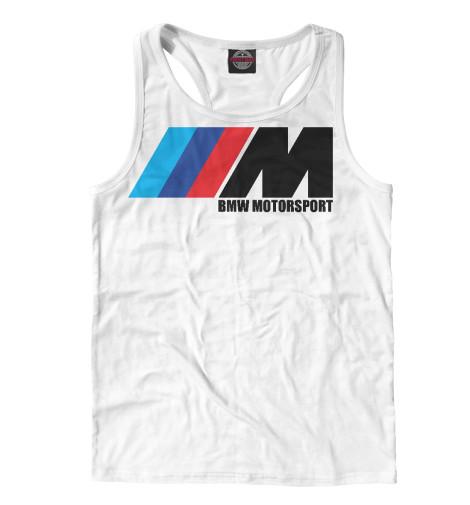 Майка борцовка Print Bar BMW Motorsport майка print bar bmw motorsport