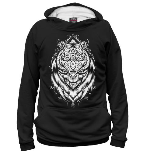 Мужское худи Тигр