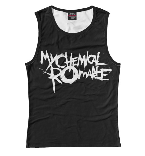 Майка Print Bar My Chemical Romance my chemical romance my chemical romance i brought you my bullets you brought me your love