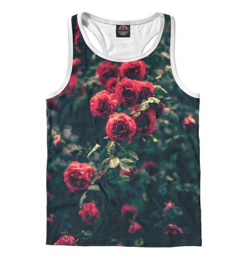 Купить Мужская майка-борцовка Розы CVE-262094-mayb-2