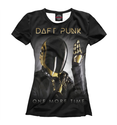 Футболка Print Bar Daft Punk daft punk daft punk daft club
