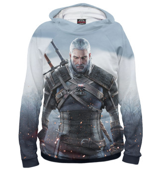Худи для девочки The Witcher