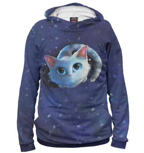 Купить Женское худи Коты CAT-560832-hud-1