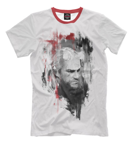Футболка Print Bar Geralt of Rivia