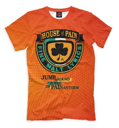 Купить Мужская футболка House of Pain MZK-902160-fut-2