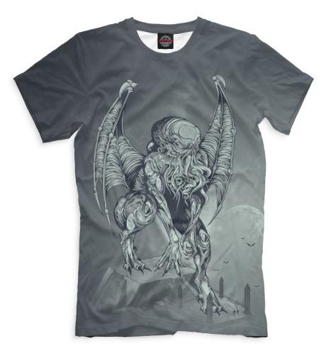 Купить Мужская футболка Ктулху HOR-465580-fut-2
