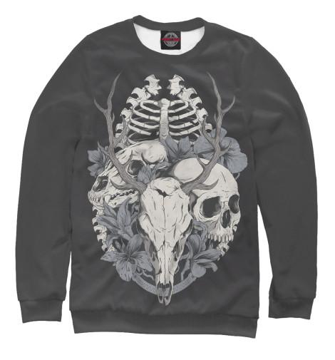 Свитшот Print Bar Skull худи print bar skull